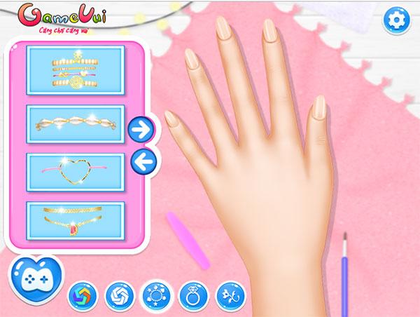 Làm đẹp đôi tay 3