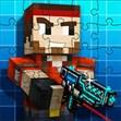 Ghép hình Minecraft