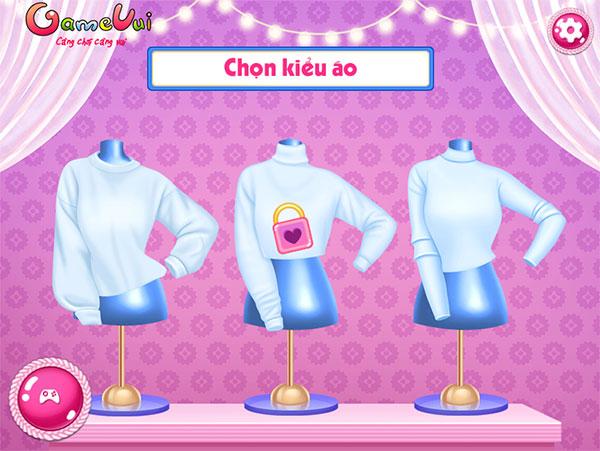 Thiết kế áo len