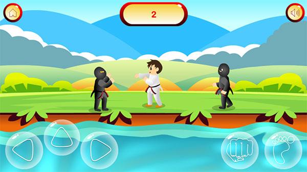 Karate đường phố