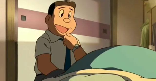 Bố của Nobita tên là gì?