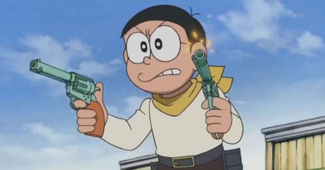 Tài lẻ vặt mà Nobita làm khá tốt là gì?