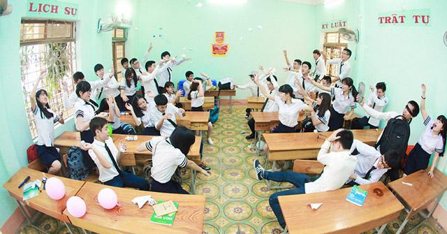 Mức hạnh kiểm của bạn trong lớp là gì?
