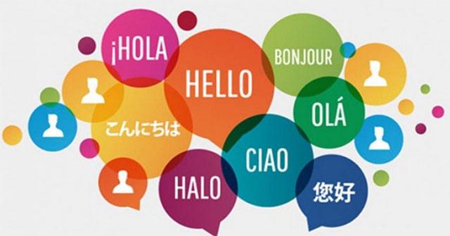 Ngoài tiếng Việt, bạn biết ngoại ngữ nào sau đây?