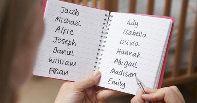 Chữ cái đầu tiên trong tên của bạn là gì