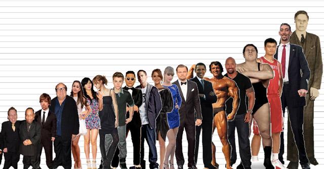 Chiều cao của bạn là bao nhiêu nhỉ?