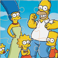 Simpsons Jigsaw