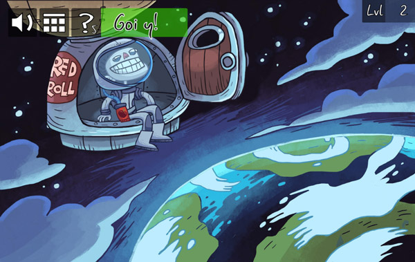 game Ai là thánh Troll - Troll Face Quest