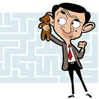 Mr Bean: Mê cung
