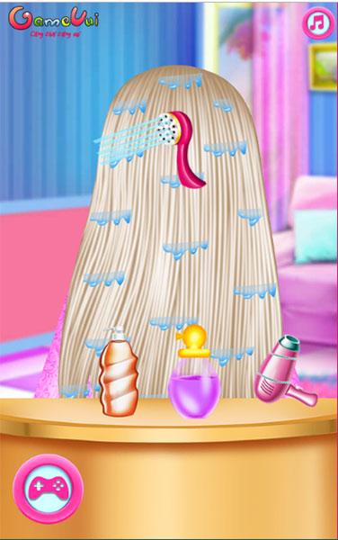 Tiệm tóc Anna