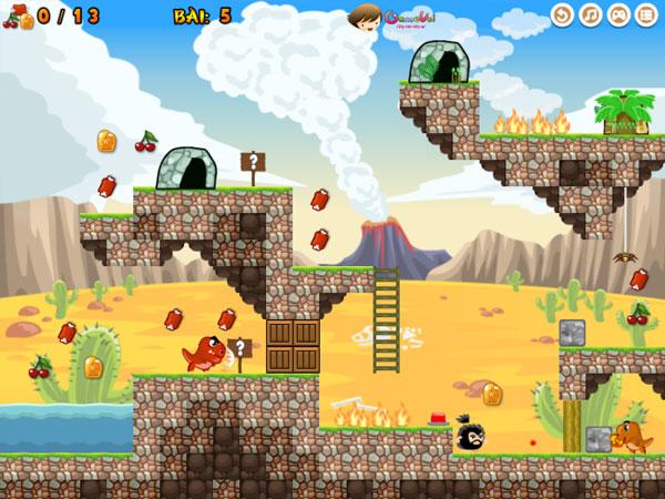 Chơi game Khủng long săn mồi 3 Online - GameVui