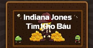 Indiana Jones tìm kho báu