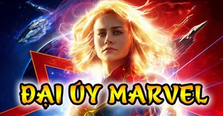 Đại úy Marvel