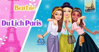 Barbie du lịch Paris