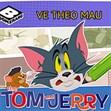 Tom và jerry: Vẽ theo mẫu