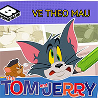 Tom and Jerry I can draw
