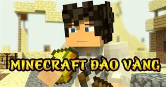 Minecraft đào mỏ