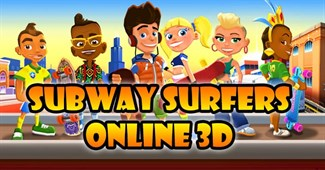 Subway Surfers Online 3D