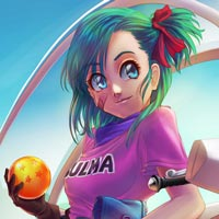 Bulma Dress Up