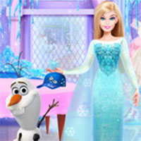 Crazy Frozen Lover Barbie