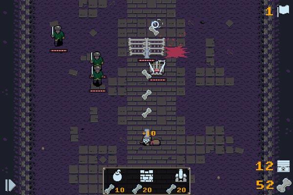 Chơi game Vua địa ngục trên GameVui