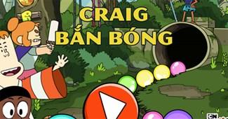 Craig bắn bóng