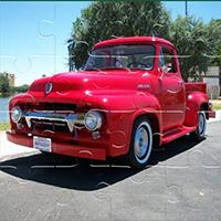 Ghép hình xe cổ điển