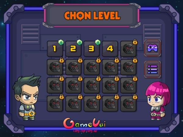 Chơi game Thoát khỏi nhà tù tại GameVui