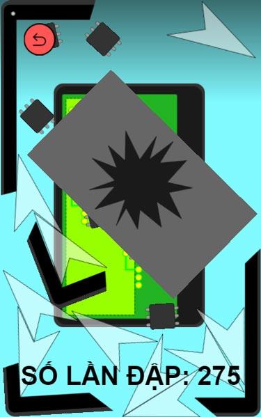 Chơi game Đập phá đồ đạc tại GameVui