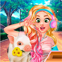 Princesses Pets Photo Contest