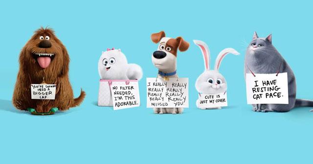The Secret Life Of Pet Jigsaw
