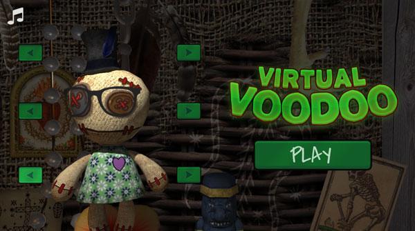 Thay đổi trang phục cho búp bê Voodoo