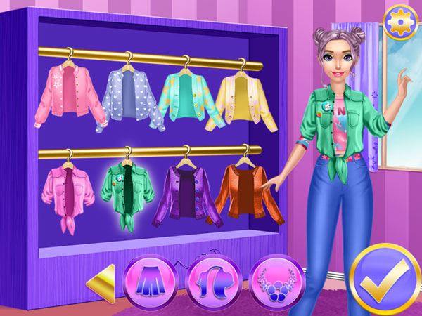 Chọn trang phục giúp Cindy
