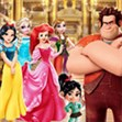 Ralph và Vanellope cứu công chúa