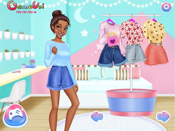 Hãy chọn đồ cho Jasmine