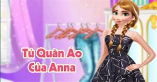 Tủ quần áo của Anna
