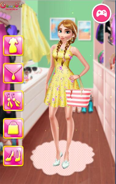Hãy chọn trang phục cho Anna