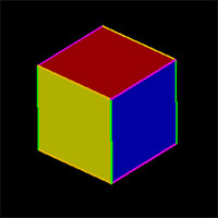 Rubic sắc màu