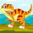 Ghép hình khủng long
