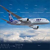 Ghép hình máy bay Boeing