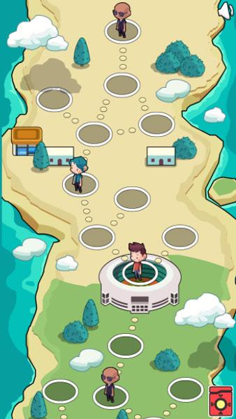 Trở thành nhà vô địch HLV Pokemon