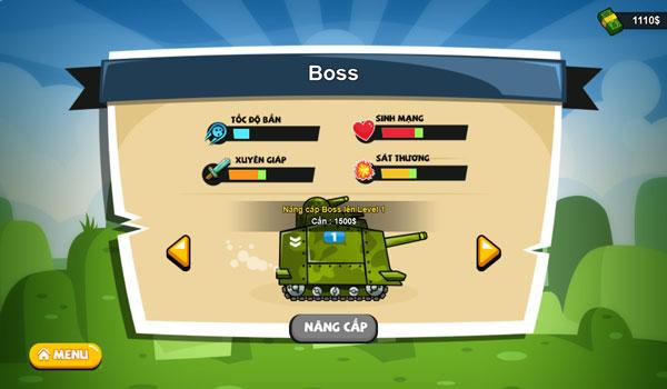 Nâng cấp xe tăng