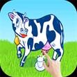 Vắt sữa bò