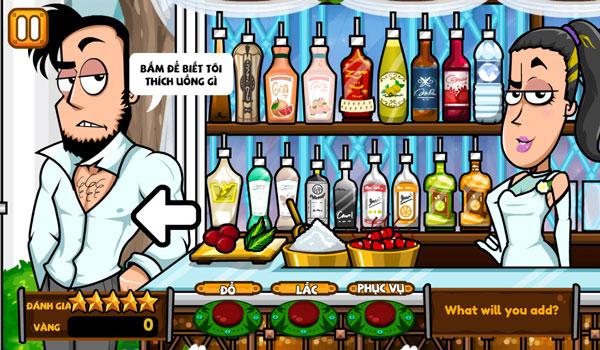 Xem yêu cầu cocktail