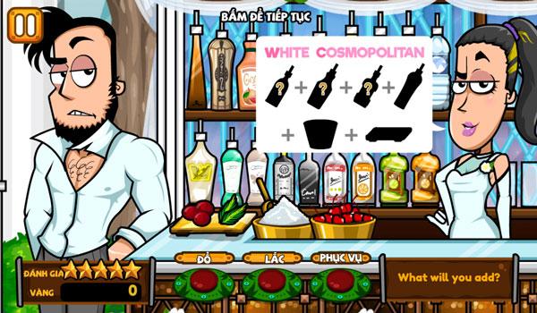 Công thức pha chế Cocktail đám cưới
