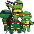Ninja rùa diệt quái vật