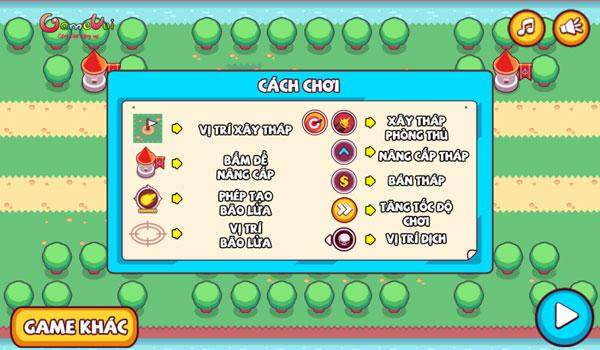 Hướng dẫn chơi game Slime