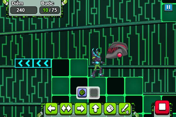 Tấn công quái vật Alien