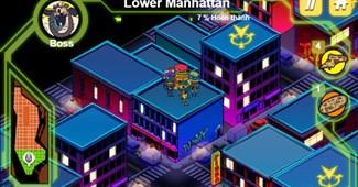 Ninja rùa bảo vệ thành phố