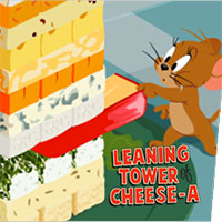 Leaning Tower Of Cheese